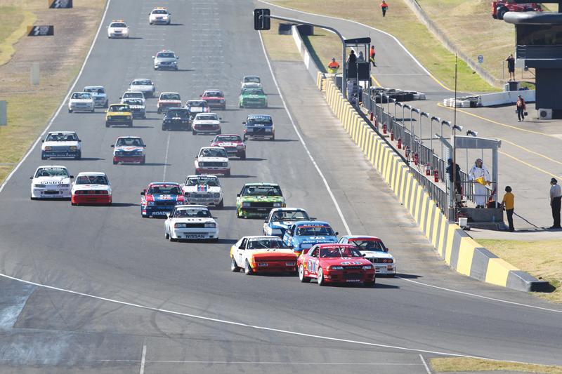 2012 Australian Muscle Car Masters