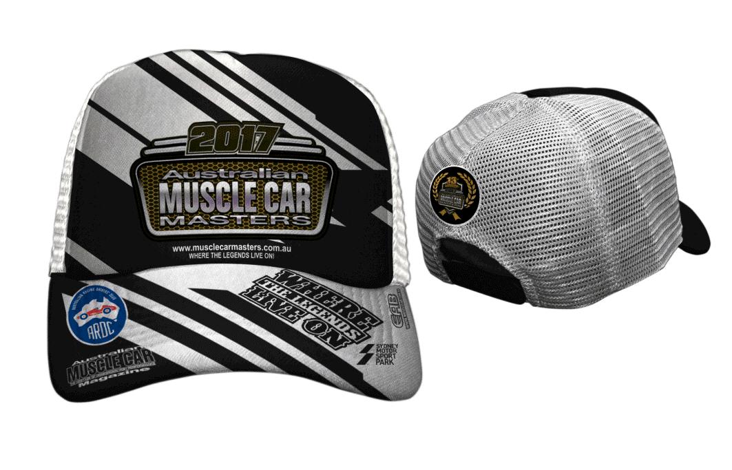 Merchandise - 2017 Caps