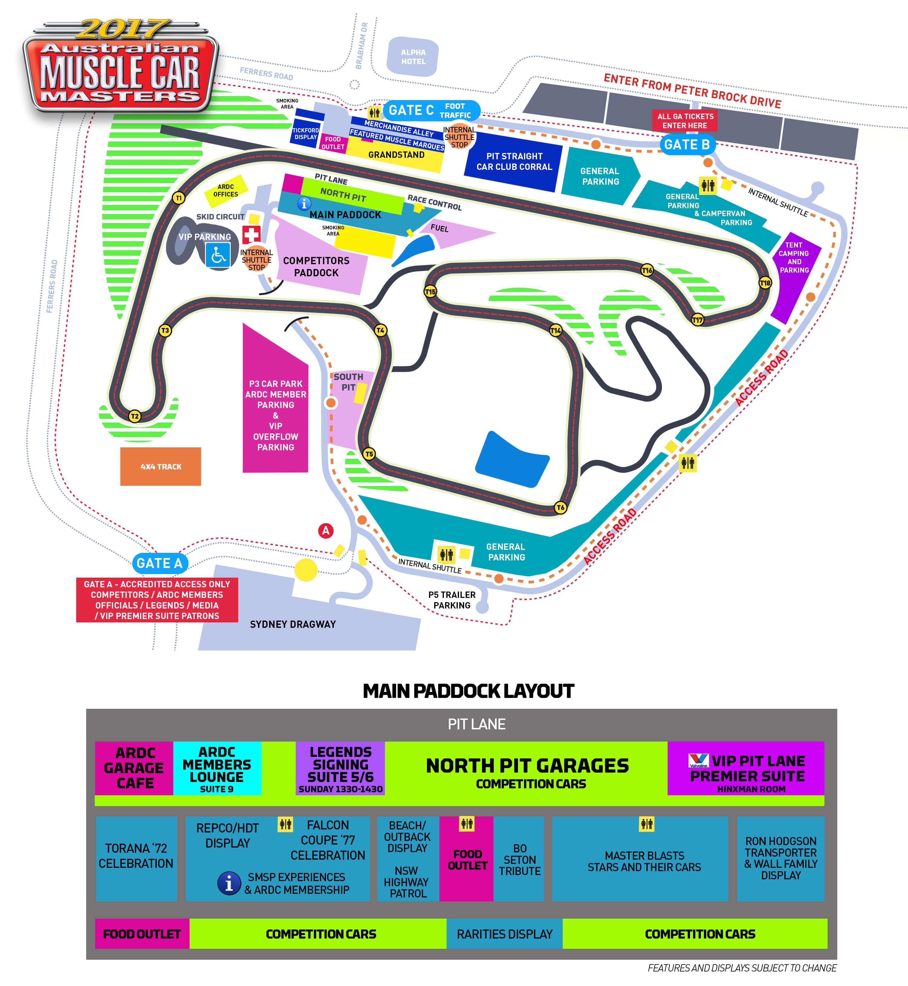 Track Map