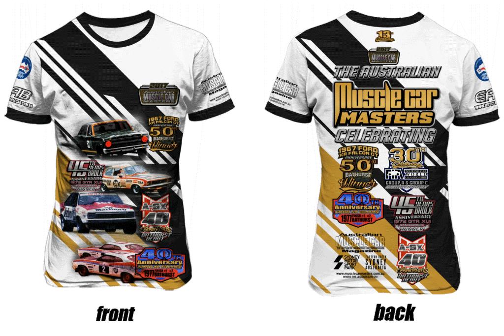 Merchandise - 2017 T-Shirts
